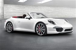 Porsche Carrera 911 Convertible