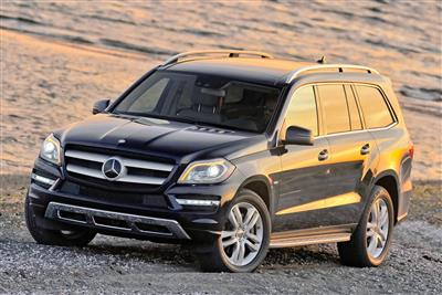 Mercedes Benz GL  450